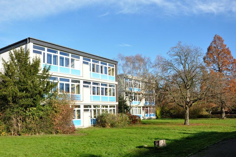 Außenansicht unserer Schule