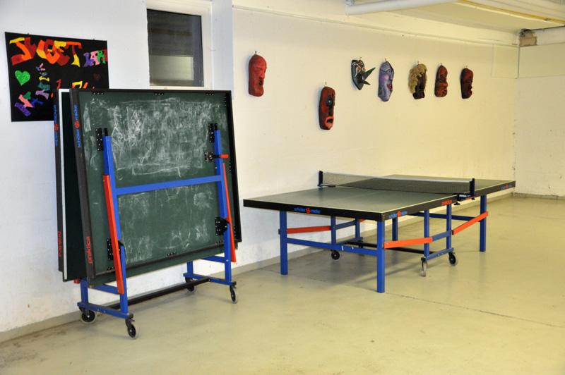 Indoor - Tischtennisplatten