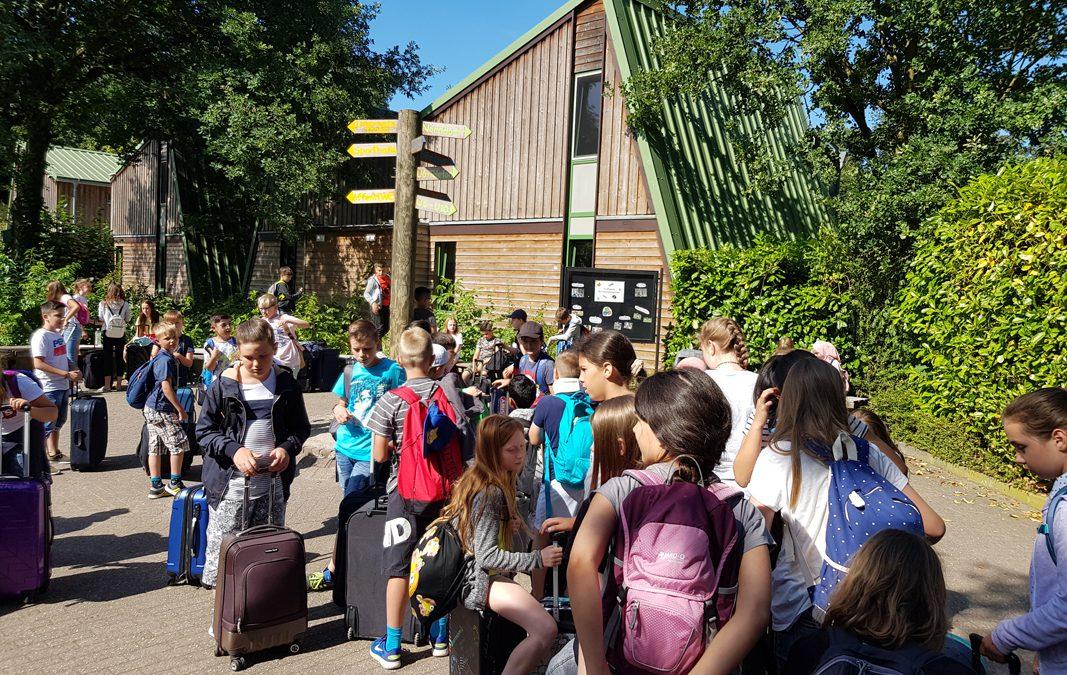 Eine erlebnisreiche 5er Klassenfahrt nach Hinsbeck