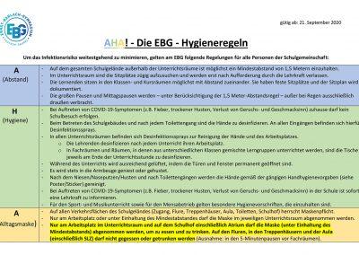 AHA_Hygieneregeln
