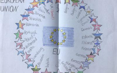 """2. Runde des Kreativwettbewerbs """"Gestalte den Raum Europa"""""""