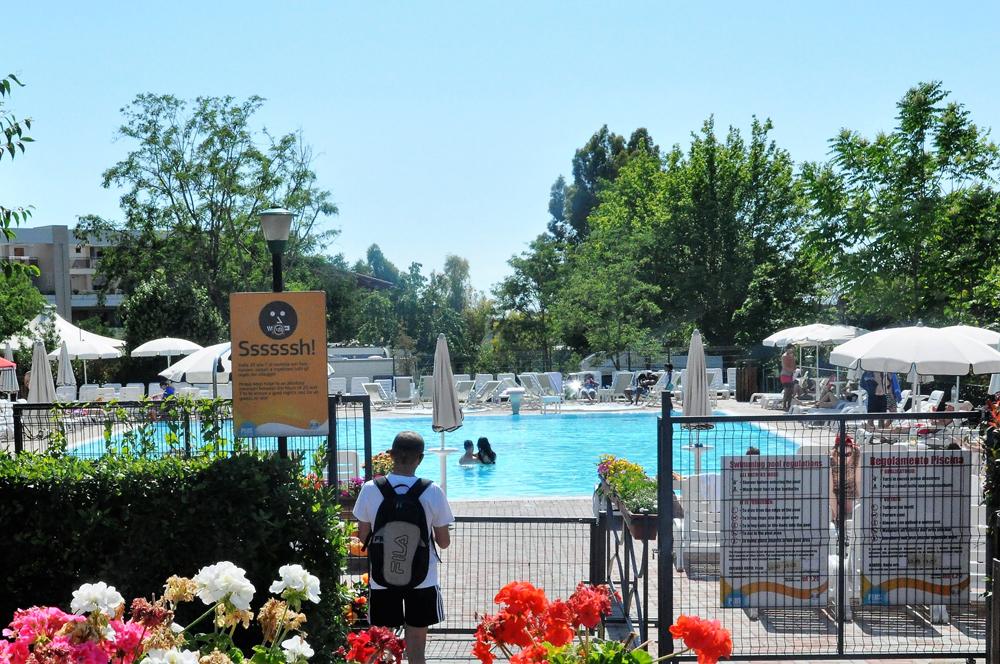Camping Roma Pool