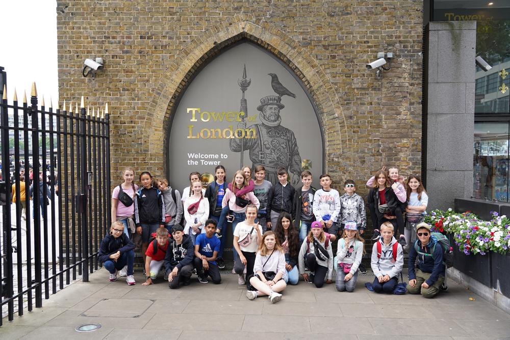 Bili-Klasse erobert London