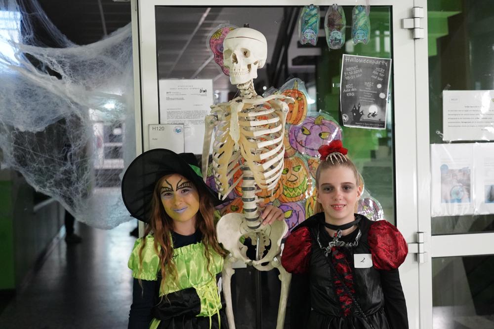 Kostüm- und Mumienwettbewerb, gute Musik und Flirtbörse auf der Halloweenparty 2.0 am EBG