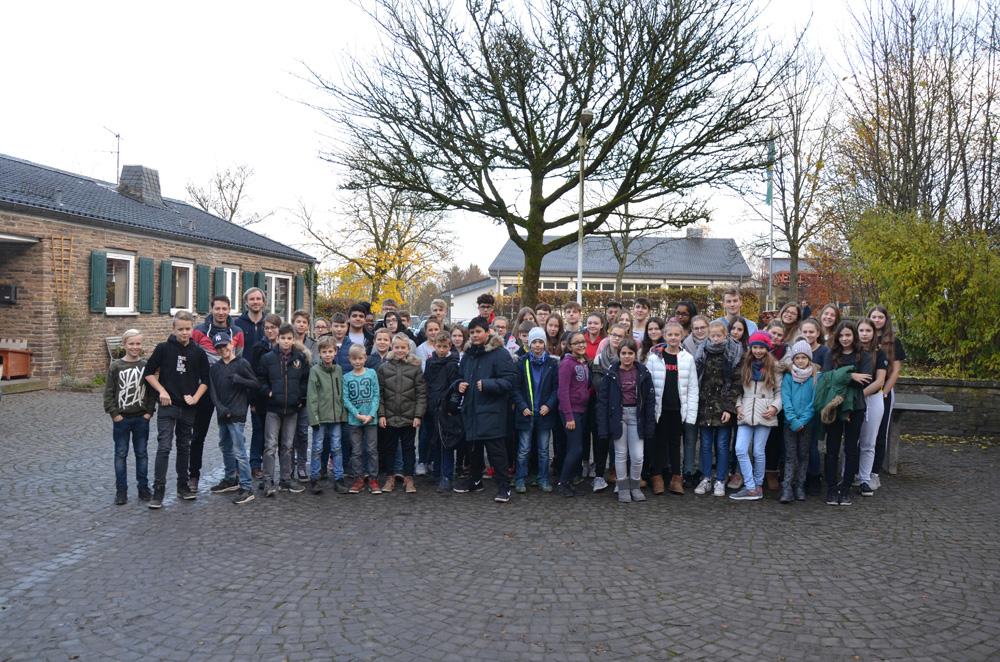 SV-Fahrt vom 15.-17.11.2017 in Wipperfürth