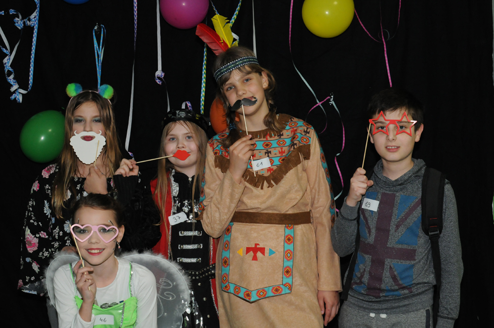 Helau am EBG – tolle Kostüme und gute Stimmung auf der EBG – Karnevalsparty