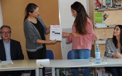 EBG ist nun Schule ohne Rassismus – Schule mit Courage