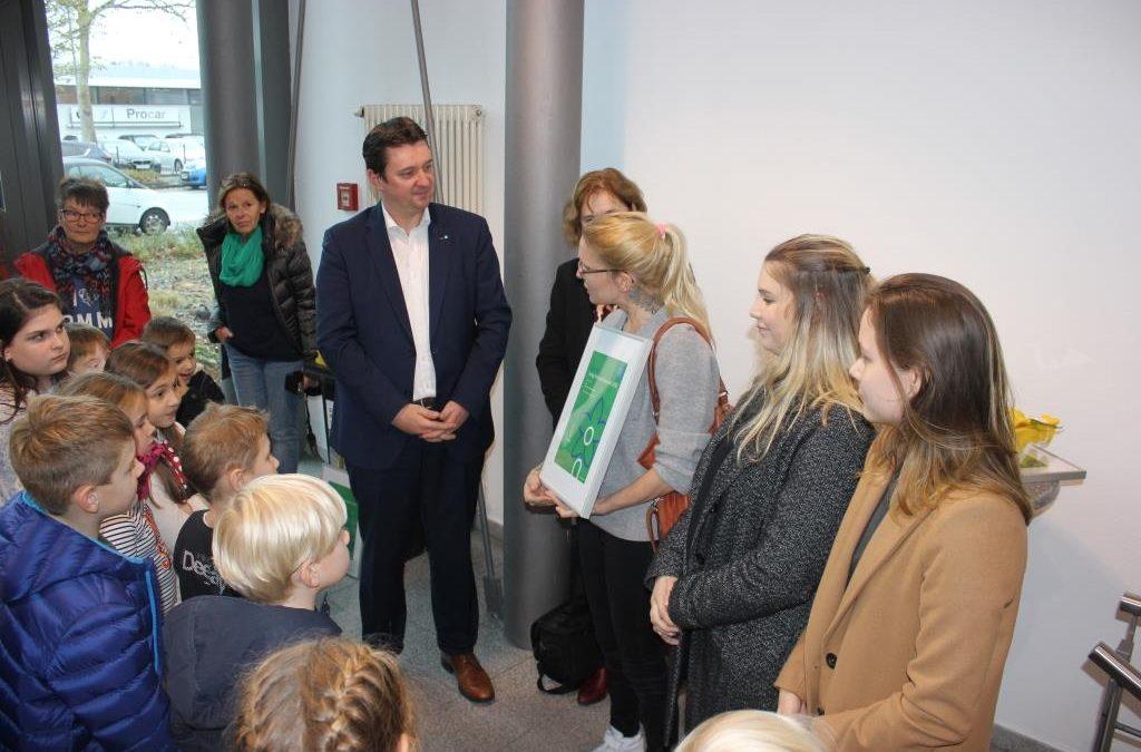 EBG belegt zweiten Platz beim innogy Klimaschutzpreis 2018