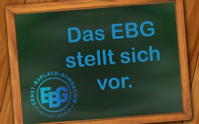 Herzlich Willkommen am EBG!