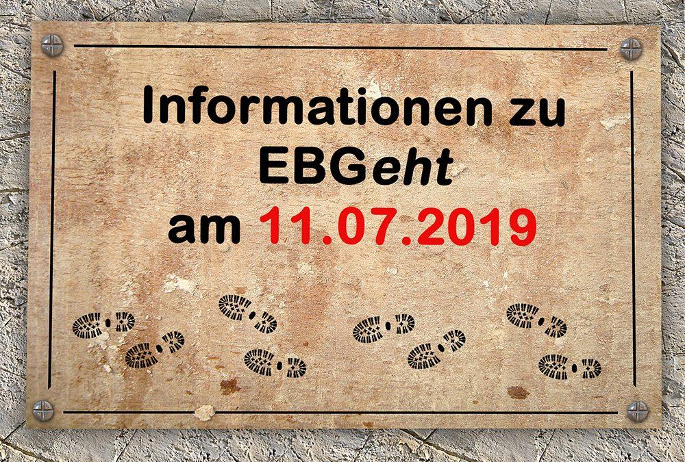 EBGeht am 11.07.2019