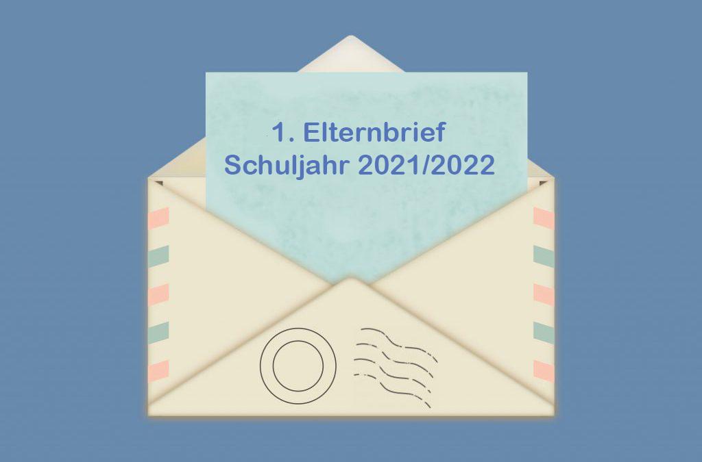 13. Elternbrief Schuljahr 2020/2021