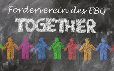 Together – der Förderverein des EBG