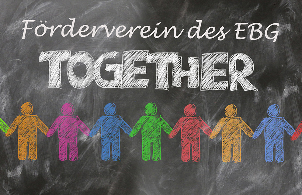 Together – der Förderverein des EBG