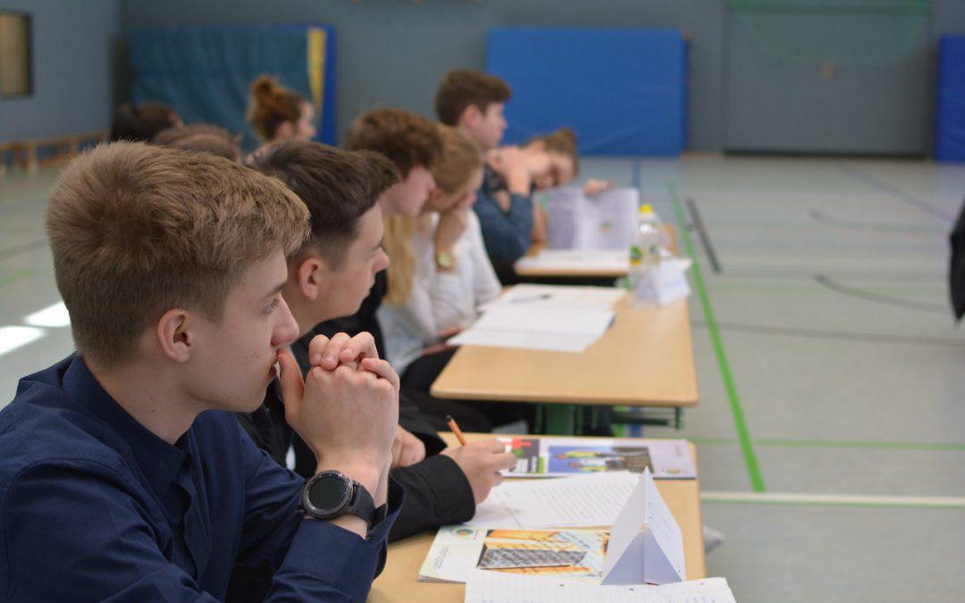 Humanitäres Projekt am Ernst-Barlach-Gymnasium