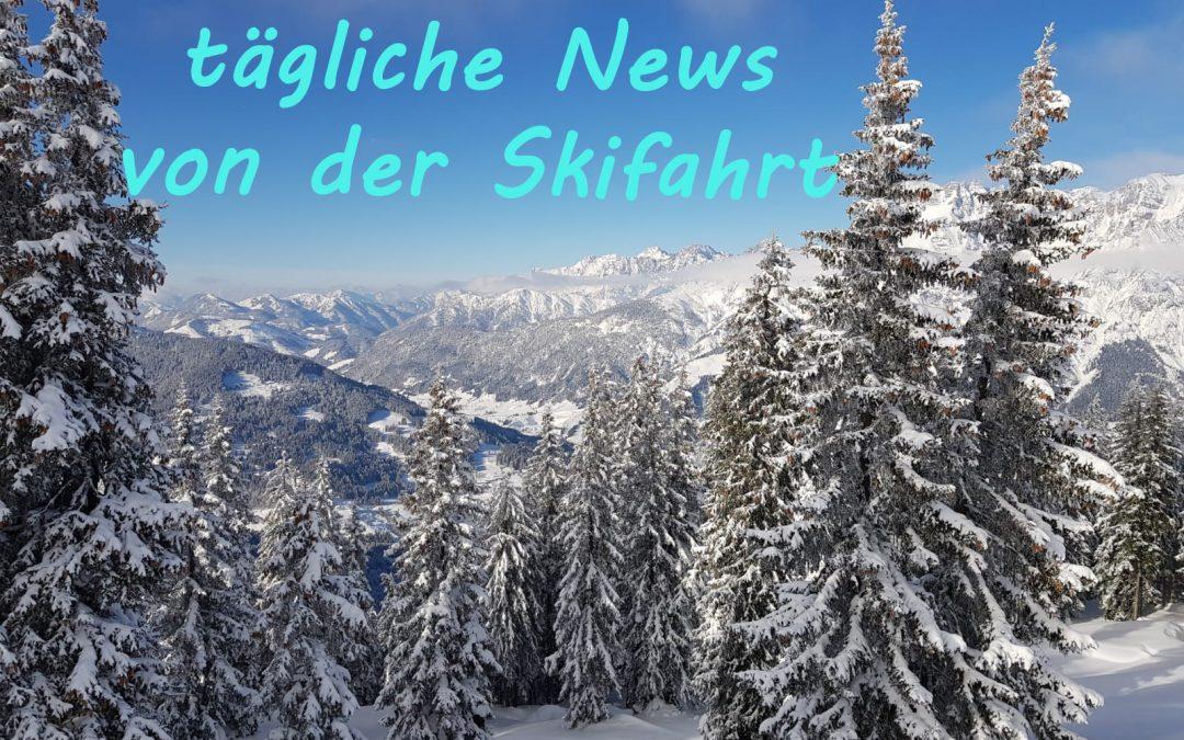 News von der Skifreizeit