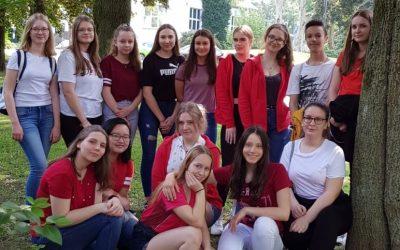 EBG – Sanis helfen beim Sportfest der Grundschule an der Börsinghauser Straße