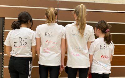 Das EBG belegt 3 vordere Plätze beim Milch-Cup in Bochum