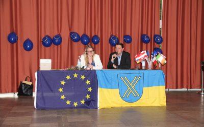 Das EBG auf dem Weg zur Europaschule – Europatag am EBG
