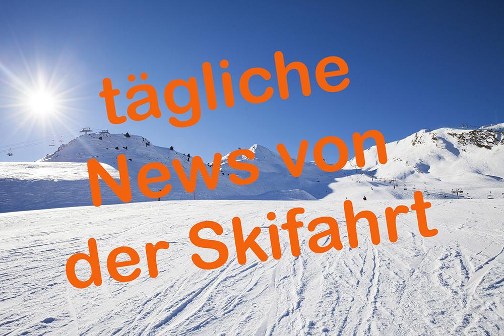 Skifahrt – News