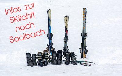 Informationen zur Skifahrt nach Saalbach