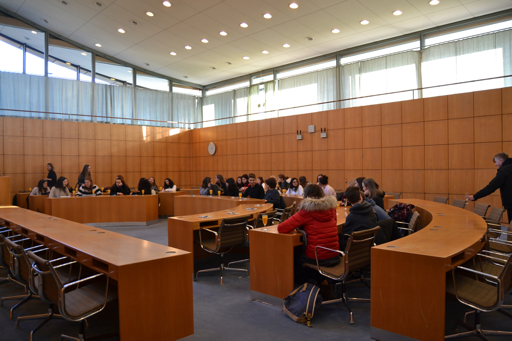 Schüleraustausch Turin Italien 23.11.2018 (2)