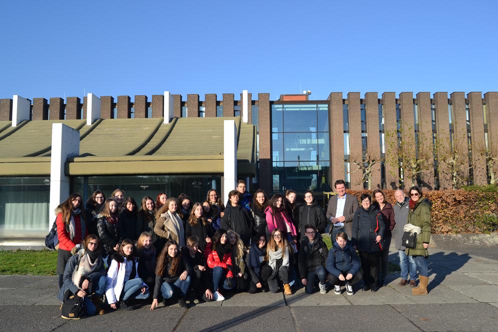 Schüleraustausch Turin Italien 23.11.2018 (22)