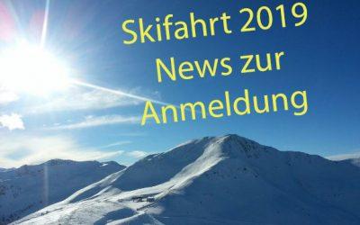 Skifahrt nach Saalbach 2019