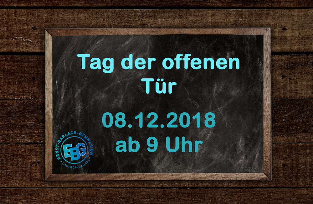 Das Ernst-Barlach-Gymnasium lädt ein