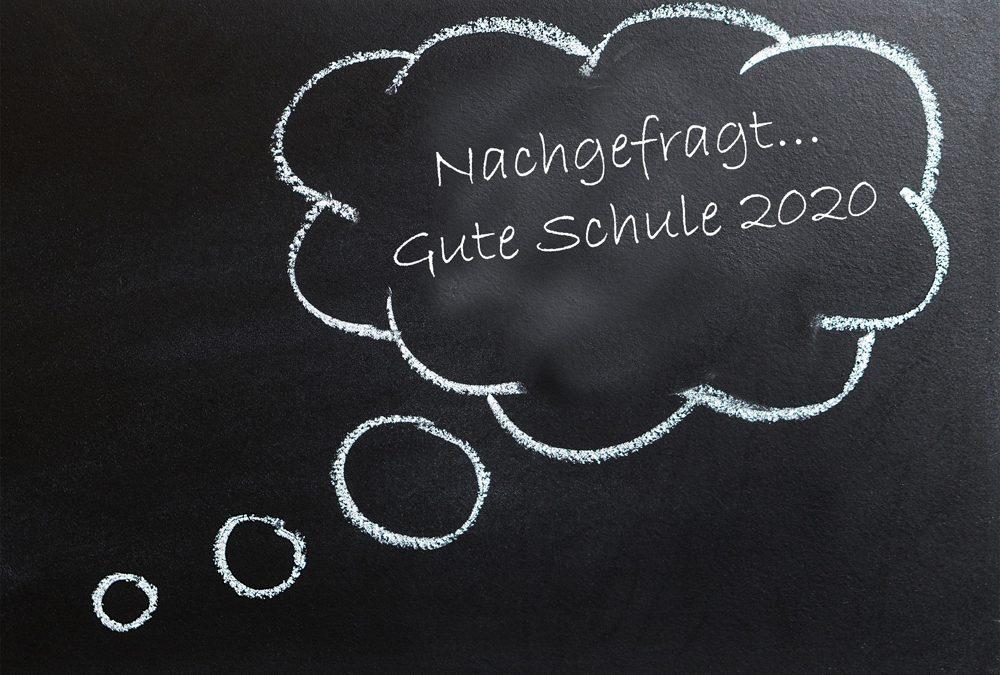 """""""Gute Schule 2020"""" – unsere Schulpflegschaftsvorsitzenden informieren"""